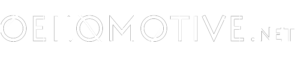 Logo Oekomotive weiss